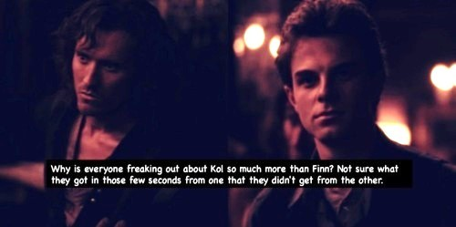 The Vampire Diaries TV montrer fond d'écran with a candle, a fire, and a feu called Finn & Kol