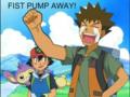 Fist pumpe
