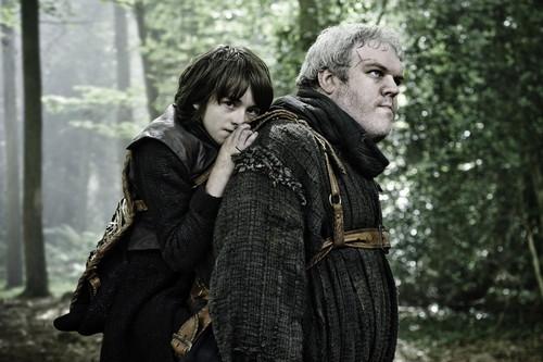 Bran Stark & Hodor