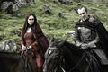 Stannis & Melisandre - game-of-thrones photo