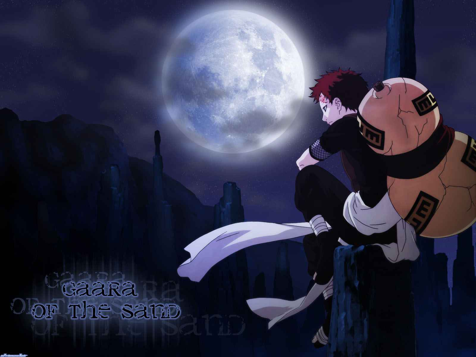 naruto and gaara wallpaper - photo #5