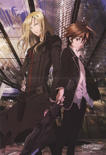 Gai & Shu - guilty-crown Photo