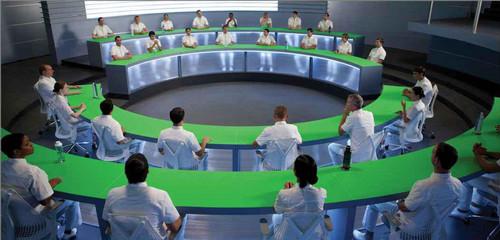 Gamemaker control room