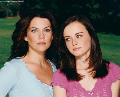 gilmore girls fondo de pantalla containing a portrait titled Gilmore Girls (HQ)