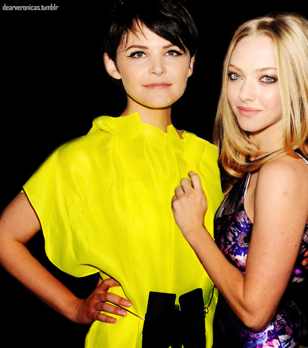 Ginny & Amanda Seyfried