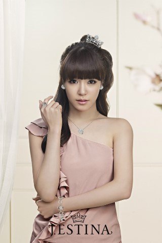 Girls' Generation Tifffany J.Estina