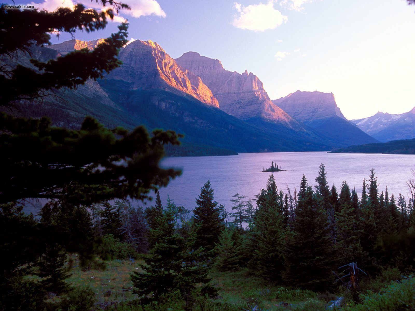 Clearest Water Montana Images Glacier National Park Hd Wallpaper And