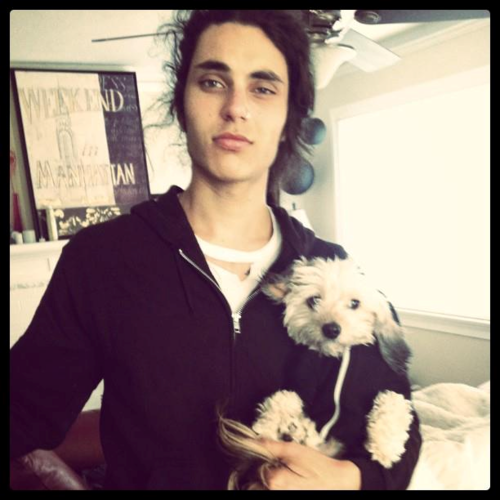 Samuel Larsen fondo de pantalla called glee Samuel and Kodi