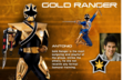 Gold Super Samurai Ranger