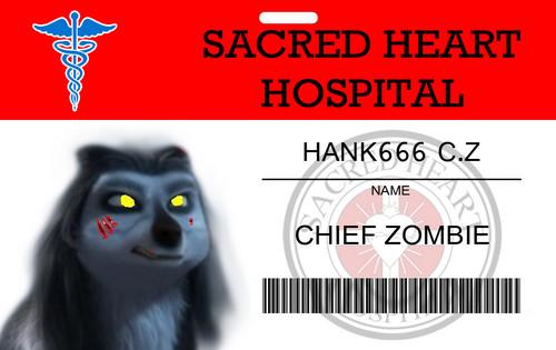 Hank666's Employee IDCard
