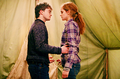 harry-potter - Harry and Hermione screencap