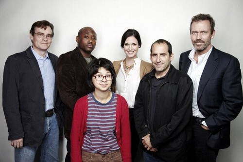 Cast of house-(outtakes)SAG Foundation on 5.12.2011 in Los Angeles, California.