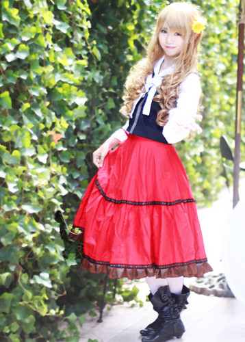 Hungary cosplay