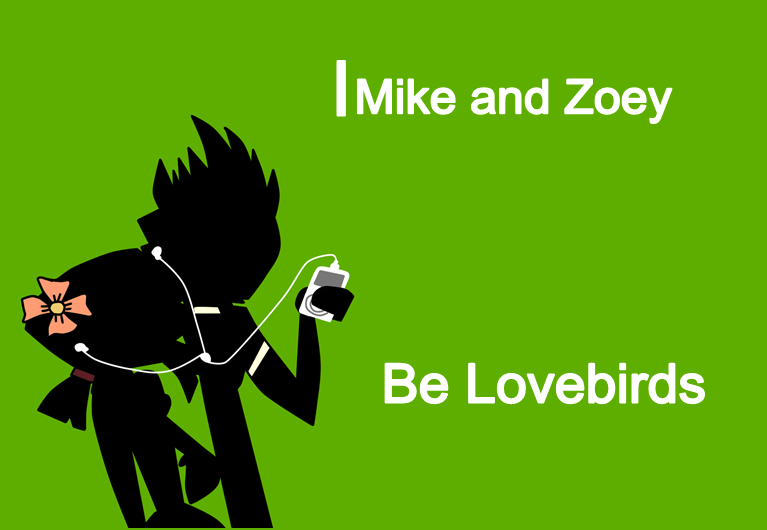 ipodの, ipod Couples - Zoke