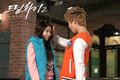 JB & Kang Sora @ Dream High 2