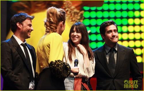 Jake Gyllenhaal: Berlin Film Festival Opening Ceremonies!