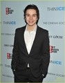 Jake T. Austin is on 'Thin Ice'