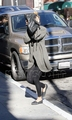 January 26th - Heading into a medical building in Beverly Hills - nicole-richie photo