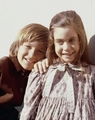Jason Bateman & Missy Francis - little-house-on-the-prairie photo