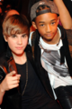Jayden Smith and Justin Bieber <3 - justin-bieber photo