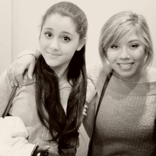 Jennette and Ariana