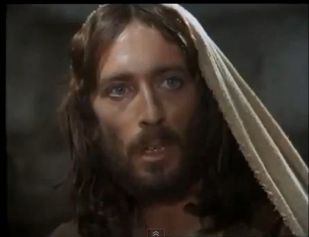 Jesus In Synagogue of Nazareth