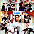 Jim Carrey wears #87 in Mr. Popper's Penguins