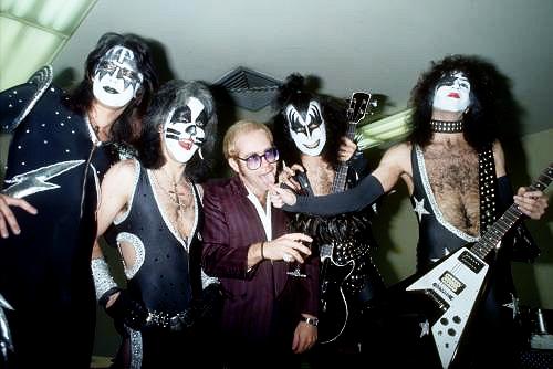 Kiss & Elton John