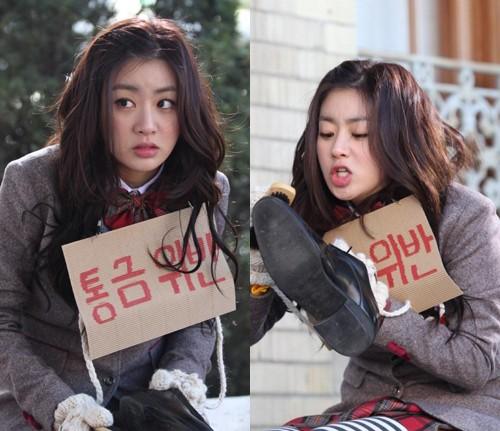jinwoon and kang sora dating