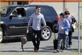 Kevin Jonas: School Pick Up! - kevin-jonas photo
