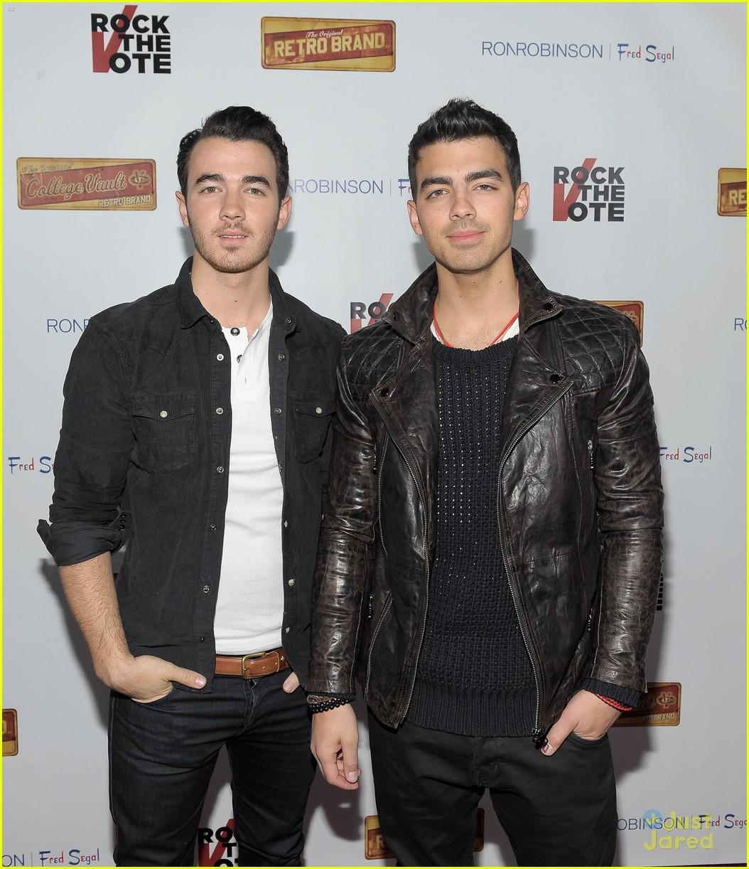 The Jonas Brothers Photo