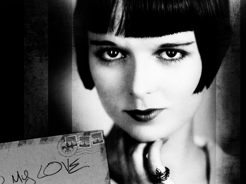 Louise Brooks wallpaper called LB <3