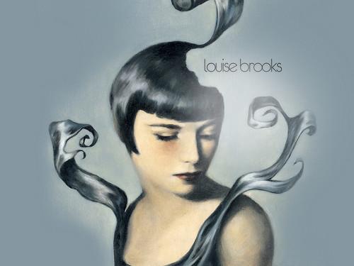 Louise Brooks wallpaper called LB <3