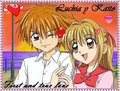 LOVE OF MERMAID MELODY  - pichi-pichi-pitch-couples-3 photo