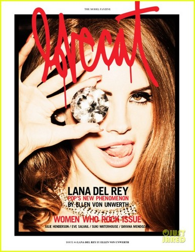 Lana Del Rey Covers 'Lovecat'