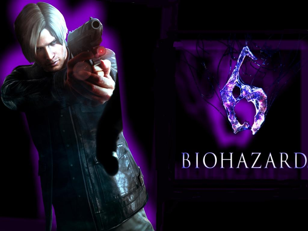 Leon Re6 Wallpaper Resident Evil Wallpaper 28964534 Fanpop