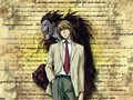 Light Yagami - death-note wallpaper
