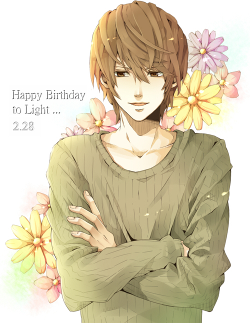 Light Yagami - Light Yagami Fan Art (28952120) - Fanpop