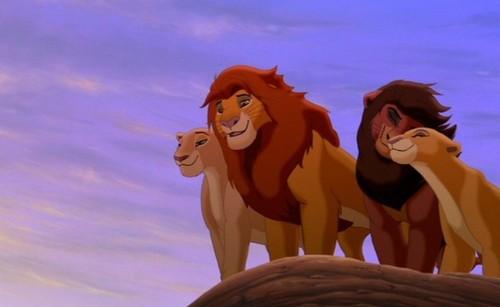 Lion King 2 Simbas Pride