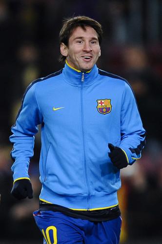 Lionel Messi: FC Barcelona (2) v Valencia CF (0) - Copa del Rey