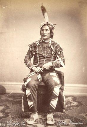 Little Thunder - 1867