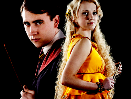 Neville and Luna images Luna & Neville wallpaper and ...