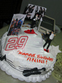 MJ birth cake - michael-jackson photo