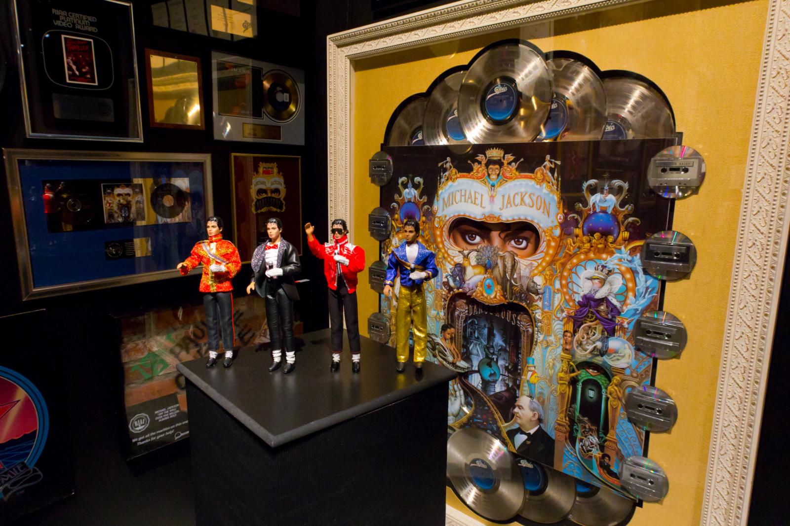 MJ dolls