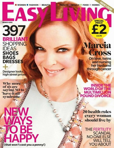 Marcia Covers Easy Living March