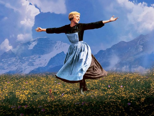 The Sound of Music images Maria HD wallpaper and background photos
