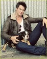 Matt Lanter: Troix Mega-Issue Cover Guy! - actors photo