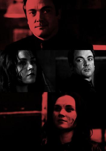 Meg/Crowley