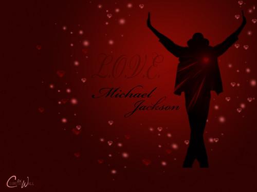 Michael Jackson Valentines día