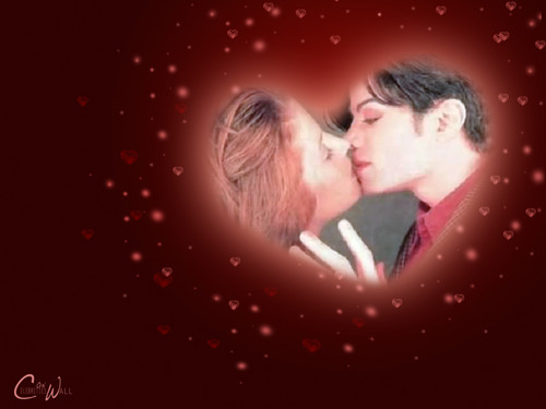 Michael Jackson Valentines Tag